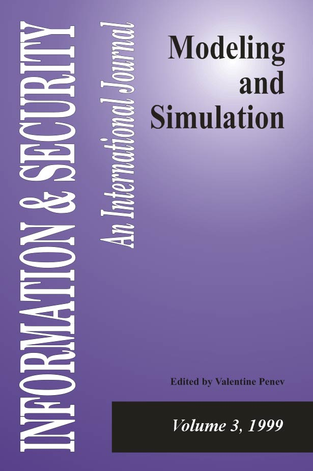 I&S 3: Modeling and Simulation