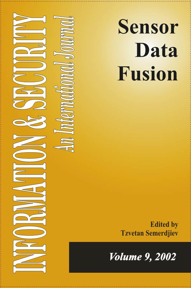 I&S 9: Sensor Data Fusion  Edited by Tzvetan Semerdjiev  This volume looks into ongoing research and latest advancements in the field of sensor data fusion. Particular attention is given to scientific theories and mathematical algorithms and their applications to information analysis, information management, and radar and defense technology. Of particular interest is the lead article in the volume by Jean Dezert, that presents a potential theoretical breakthrough. Information & Security, Volume 9, 2002