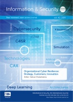 ISIJ 42: Organizational Cyber Resilience: Strategy, Customers, Innovation (cover)