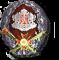 """G.S. Rakovski"" Defence Academy (insignia)"